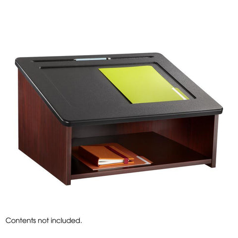 Safco 8916MH Tabletop Lectern - Peazz Furniture