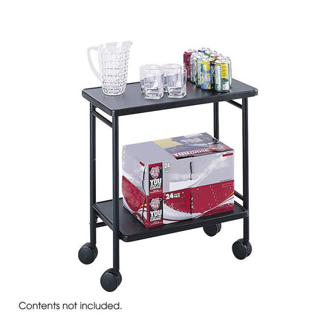 Safco 8965BL Folding Office Cart - Peazz Furniture