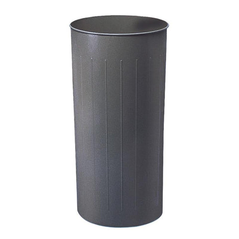 Safco 9610CH Round Wastebasket, 80 Qt. (Qty.3) - Peazz Furniture