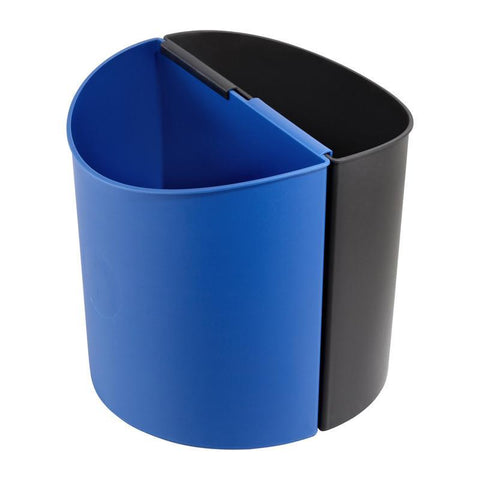 Safco 9927BB Desk-Side Recycling Receptacle-SM - Peazz Furniture