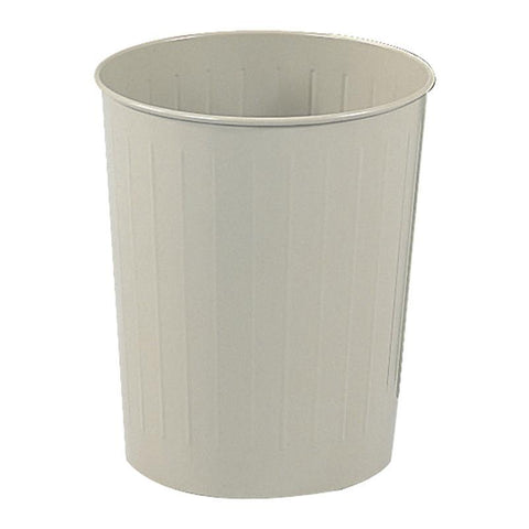 Safco 9604SA Round Wastebasket, 23-1/2 Qt. (Qty.6) - Peazz Furniture