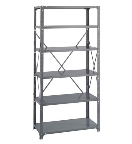 Safco 6269 36 x 18 Commercial 6 Shelf Kit - Peazz Furniture