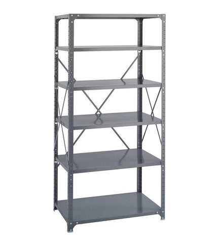 Safco 6270 36 x 24 Commercial 6 Shelf Kit - Peazz Furniture