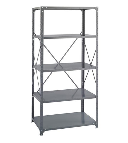 Safco 6267 36 x 24 Commercial 5 Shelf Kit - Peazz Furniture