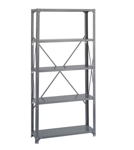 Safco 6265 36 x 12 Commercial 5 Shelf Kit - Peazz Furniture