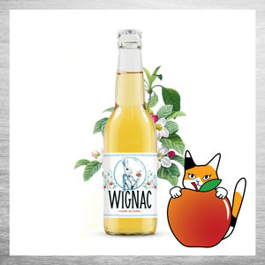 Wignac Cider Naturel Case