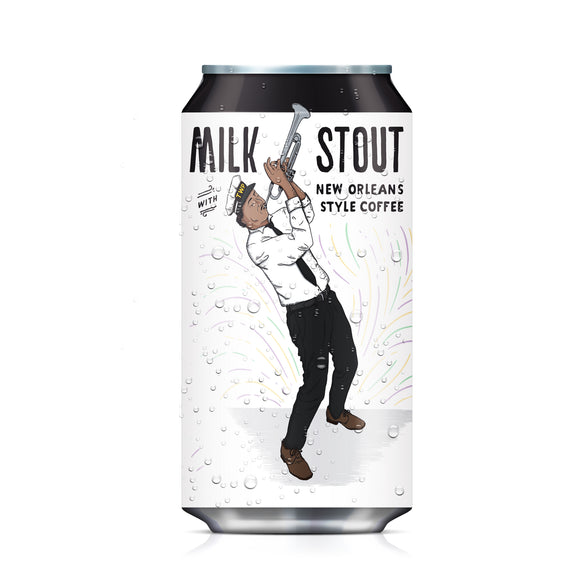 Bayou Coffee Milk Stout (355ml)