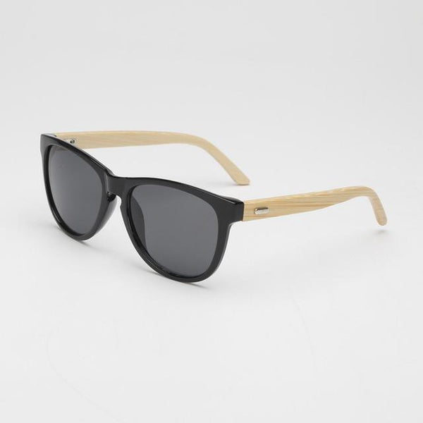 Men Bamboo Sunglasses Wooden Glasses