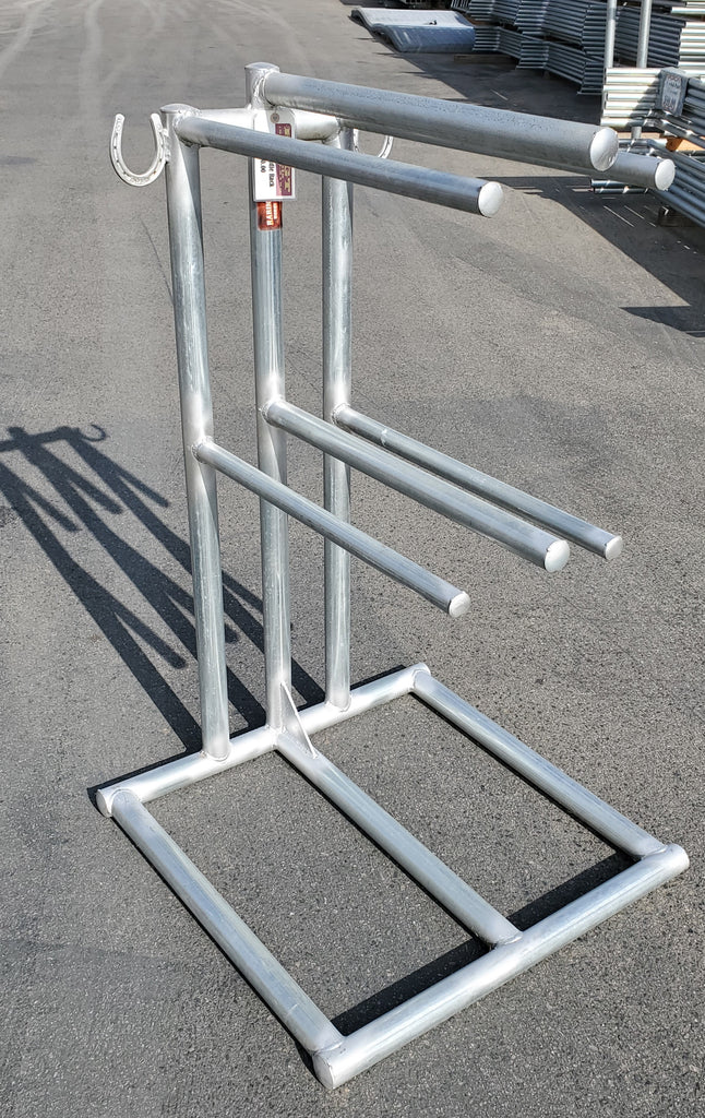 2-Tier Saddle Rack