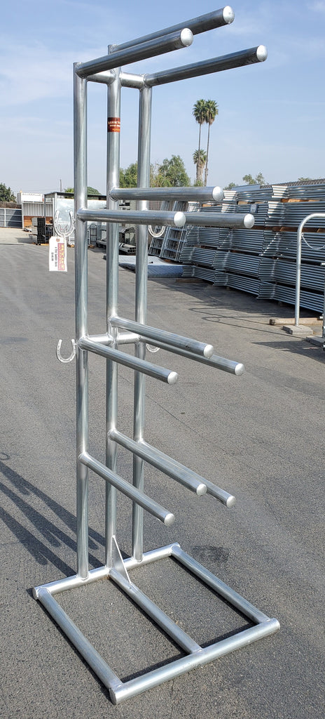 4-Tier Saddle Rack