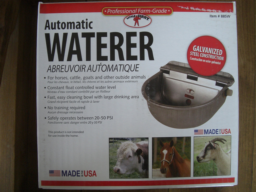 Auto-Waterer Galvanized