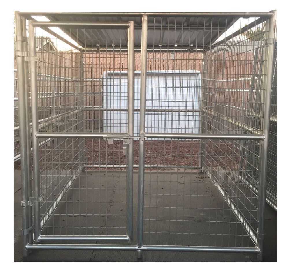 Dog Kennel Panel Gate 6' x 6'