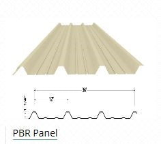 PBR Panel Roofing Sheet