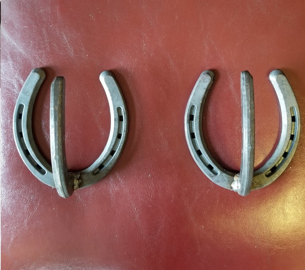 NEW! Large Horseshoe Tack Holder Set of 2