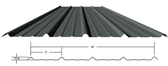 RTG Roofing Sheet ($2.80 Per Foot)