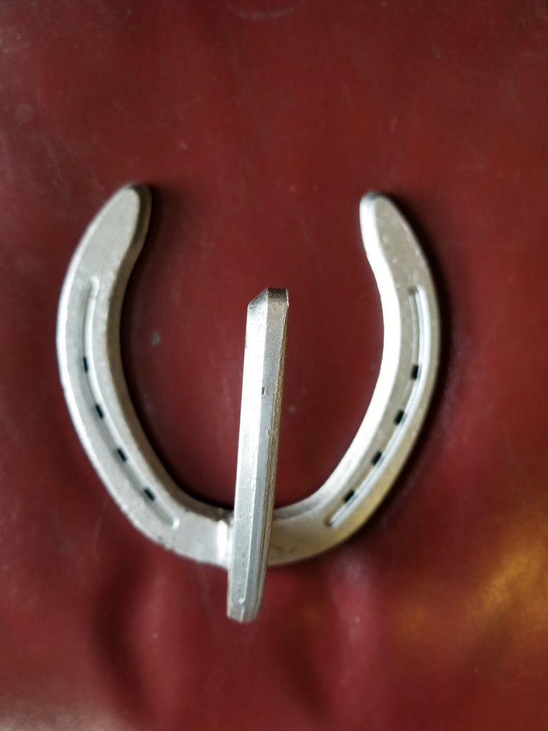 Large Horseshoe Tack Holder