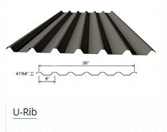 U-Rib (BARE) CALL TO ORDER