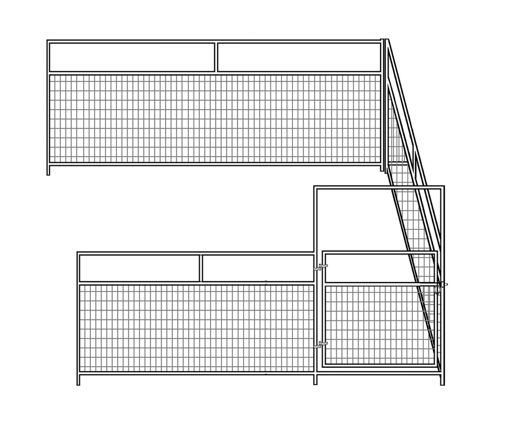 12' x 12' Livestock Pen ADD-ON