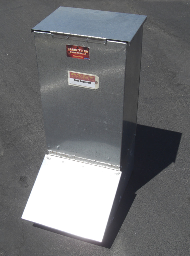Single Hog Feeder