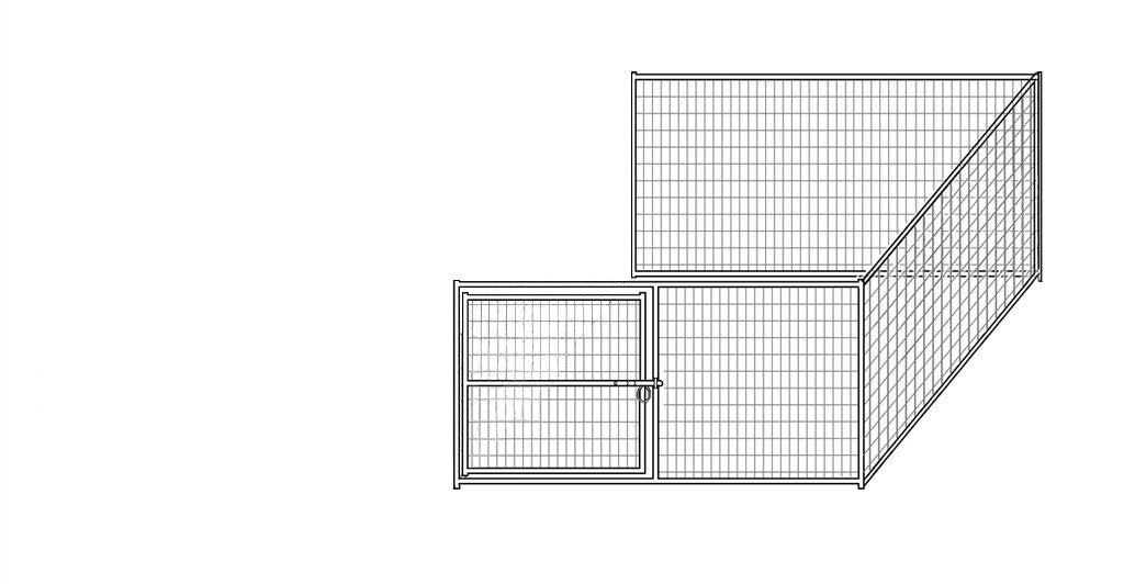8' x 8' Hog Pen Add-On