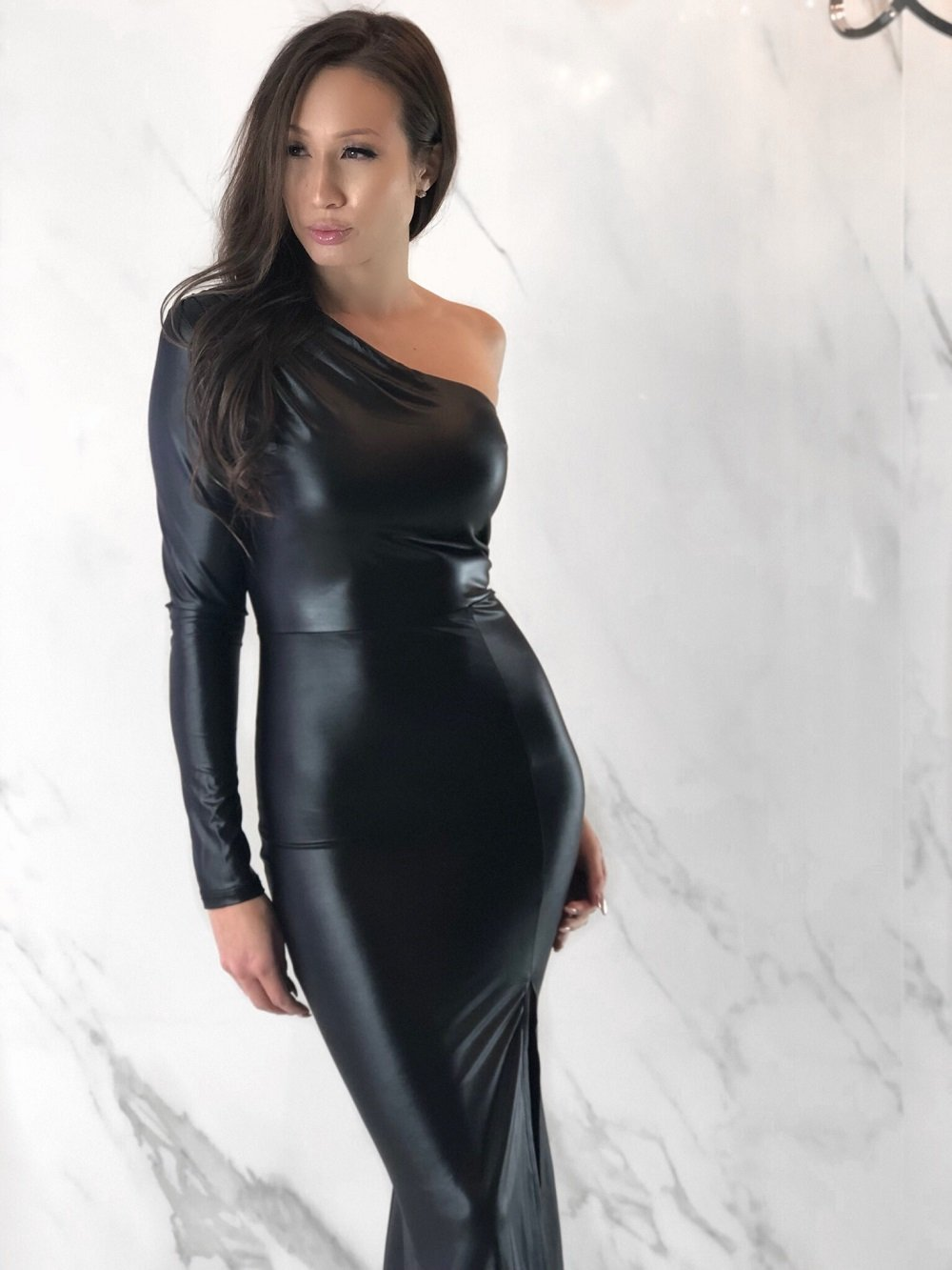 Caryssa Black Dress, Women's Black Dresses