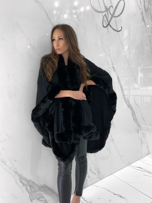 Clara Coat, Women's Black Coats
