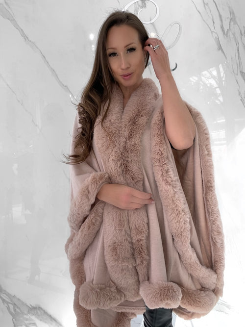 Clara Coat, Women's Blush Coats