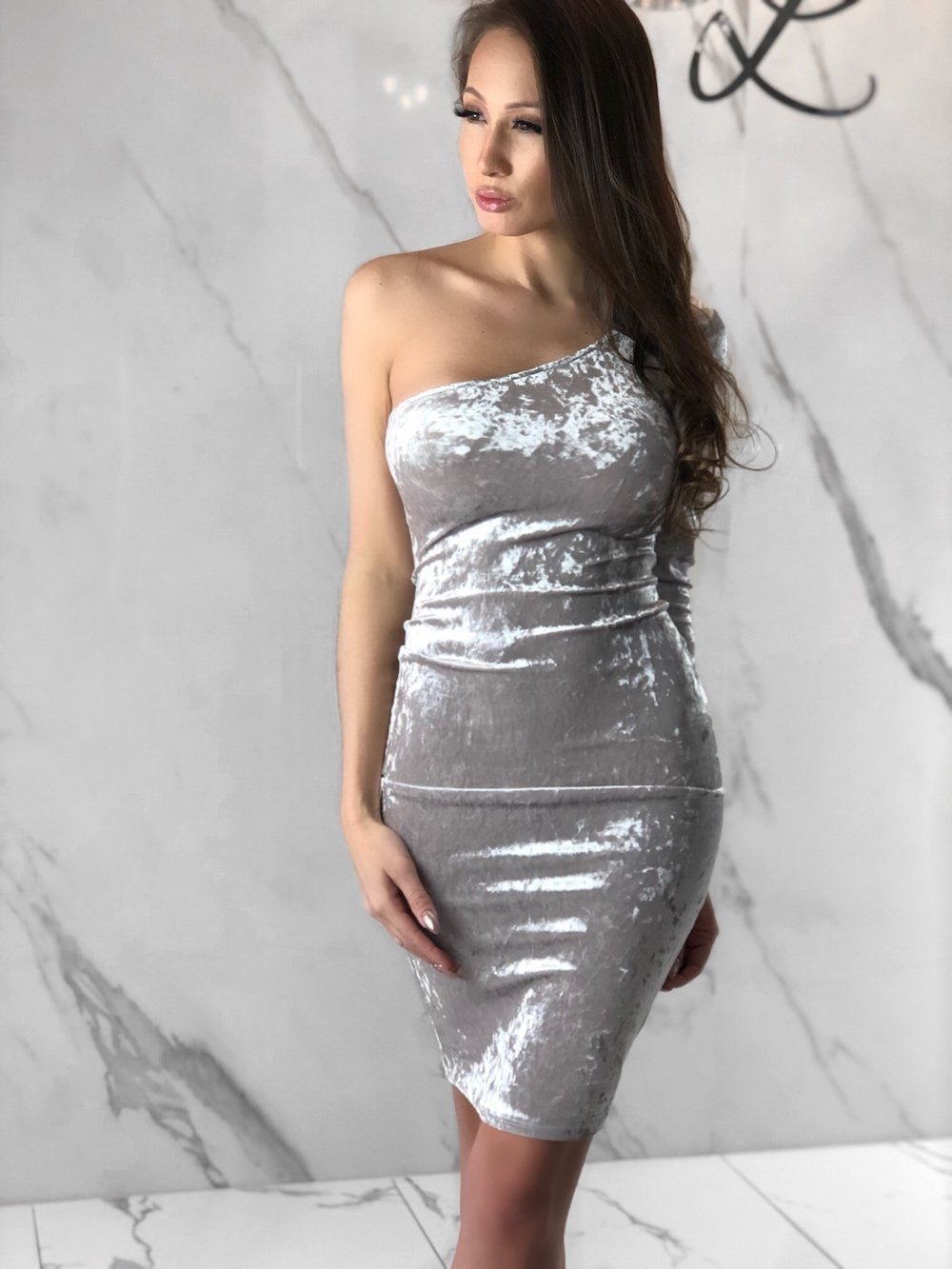Kailey Dress, Women's Champagne Dresses