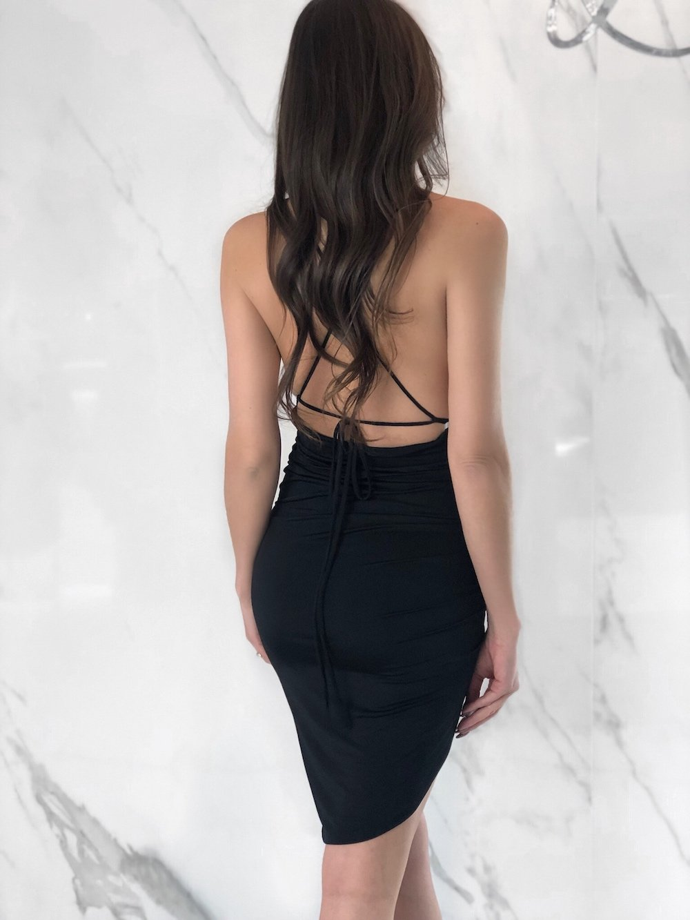 Laura Dress, Women's Black Dresses