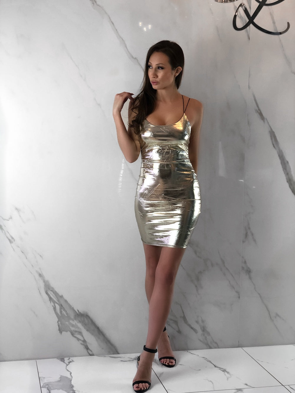 Molly Gold Dresses, Women's Gold Dresses