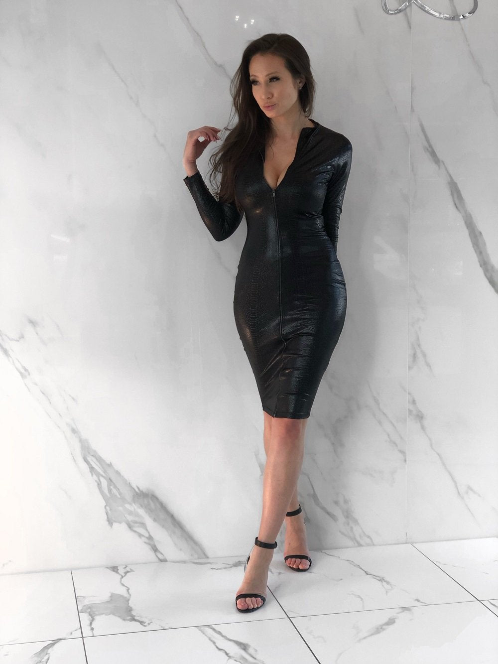 Nagini Dress, Women's Black Dresses
