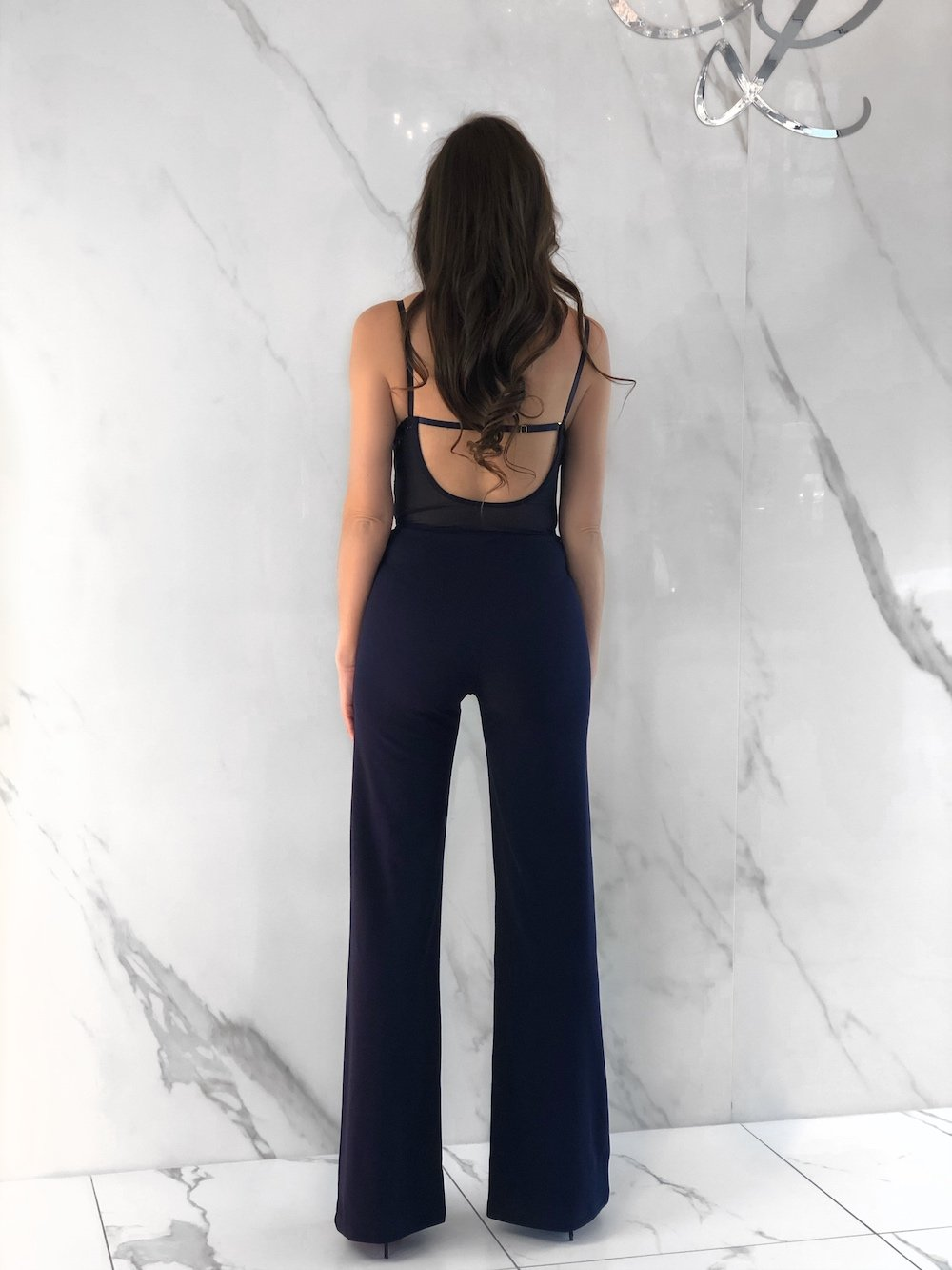 Nandi Pants, Women's Navy Pants