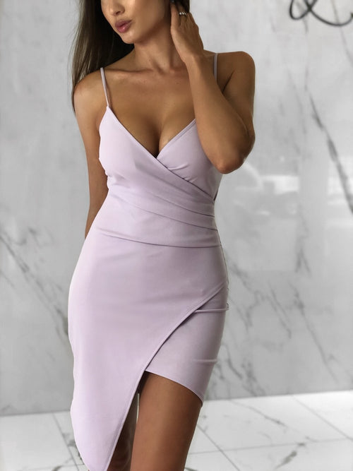 Selena Dress, Women's Lavender Dresses