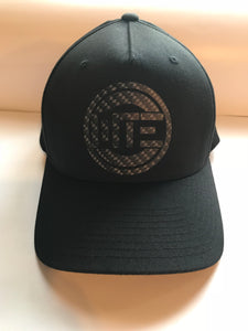 """MTE"" Carbon Fiber Flex Fit Hat - Made To Excel Fitness"