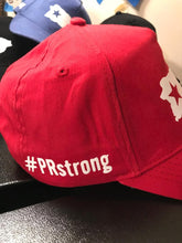 #PRstrong Red & White Hat - Made To Excel Fitness