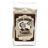 Coffee Bukkake - Mouth Worthy Blended Coffee Flavored with   Maple/Spice & Caribbean Rum - 12 Ounce