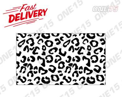 CHEETAH PATTERN VINYL PAINTING STENCIL *HIGH QUALITY*
