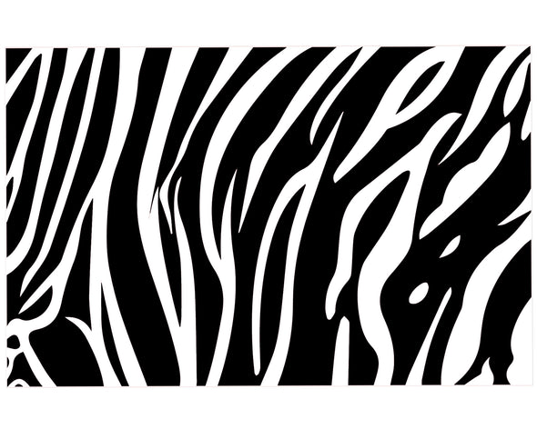 TIGER STRIPE VINYL PAINTING STENCIL *HIGH QUALITY*