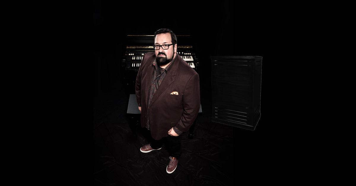 Joey DeFrancesco - Viscount - The Chicago Organ Company