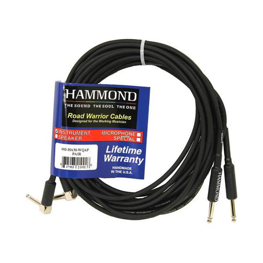 Hammond WQAP Custom Series Cable - 10 Foot
