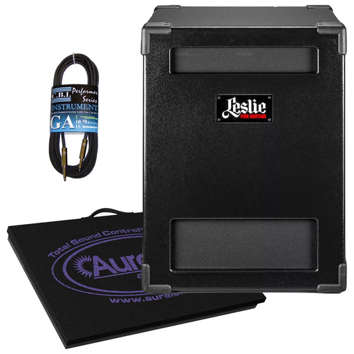 Leslie G37 Rotary Speaker Combo Amplifier Studio Bundle