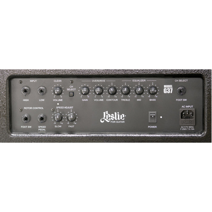 Leslie G37 Rotary Speaker Combo Amplifier Deluxe Performance Bundle