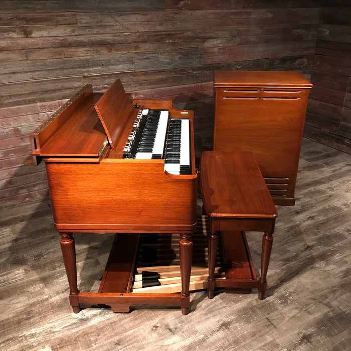 Hammond Vintage 1969 B-3 Organ & Leslie 122 Speaker View 5
