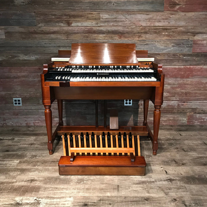Hammond Vintage 1969 B-3 Organ & Leslie 122 Speaker View 7