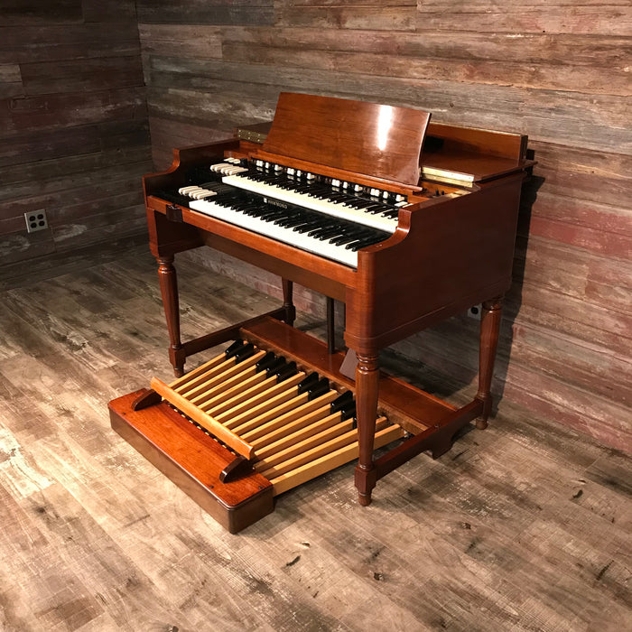 Hammond Vintage 1969 B-3 Organ & Leslie 122 Speaker View 8
