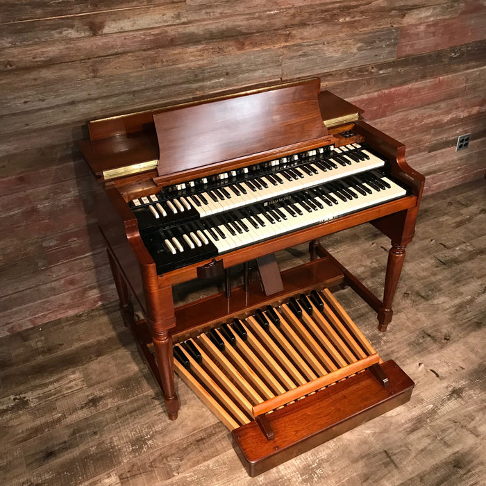 Hammond Vintage 1969 B-3 Organ & Leslie 122 Speaker View 9