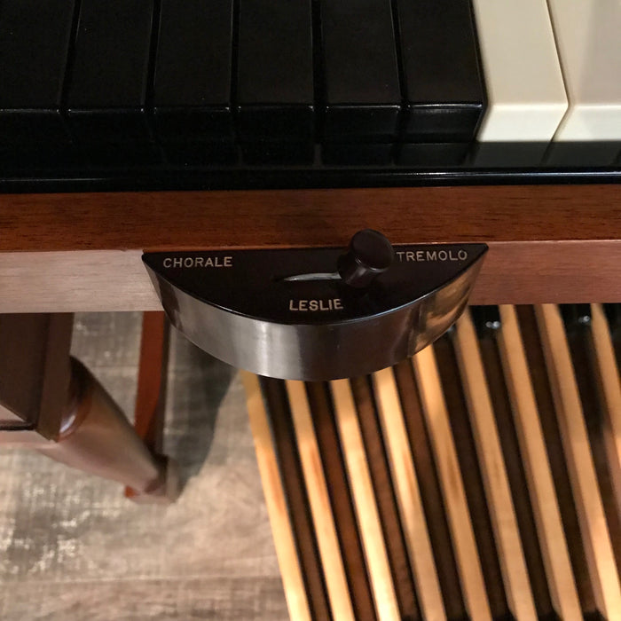 Hammond Vintage 1969 B-3 Organ & Leslie 122 Speaker View 12