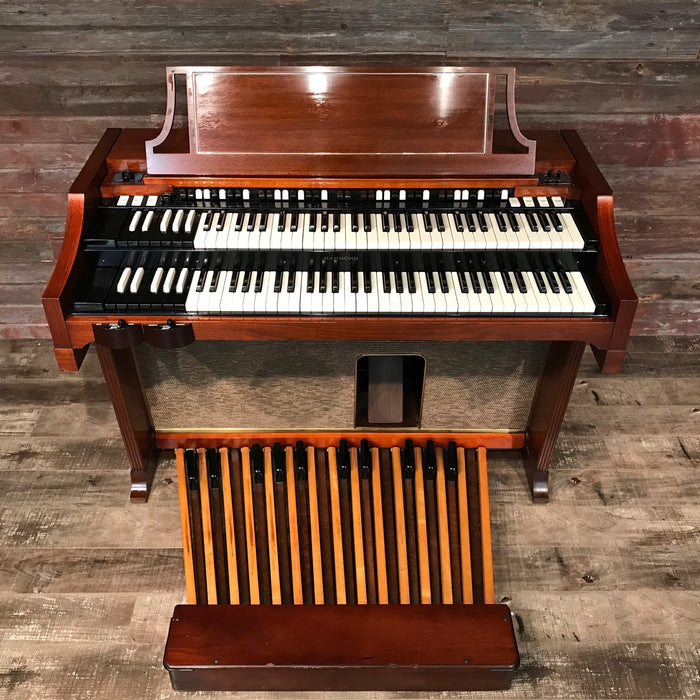 Hammond A-100 Organ and Leslie 45 Speaker View 4