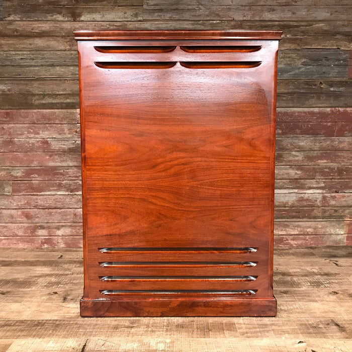 Hammond Vintage (1957) B-3 Organ and Leslie Type 122 Rotary Speaker - Red Mahogany View 17