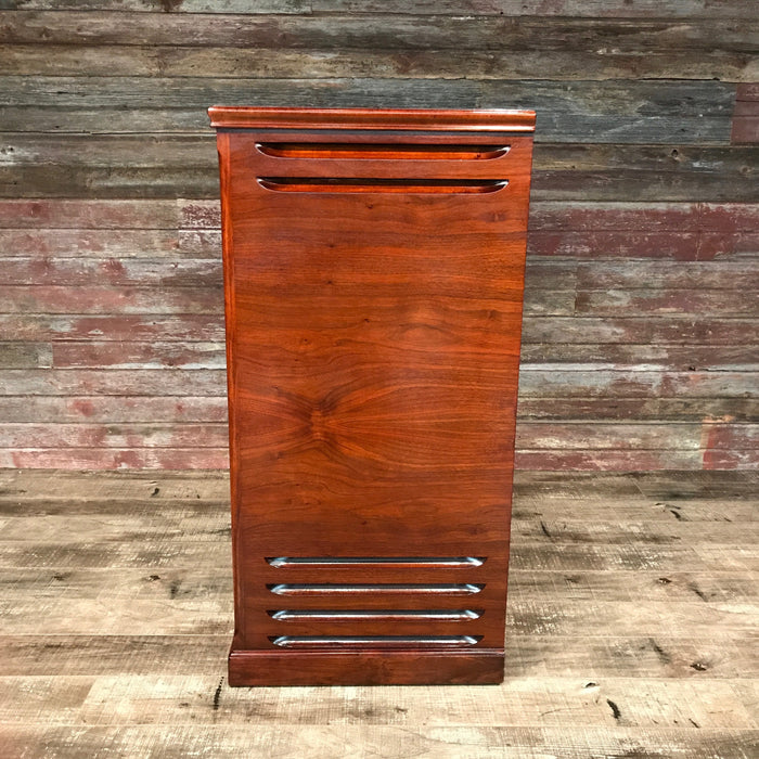 Hammond Vintage (1957) B-3 Organ and Leslie Type 122 Rotary Speaker - Red Mahogany View 19